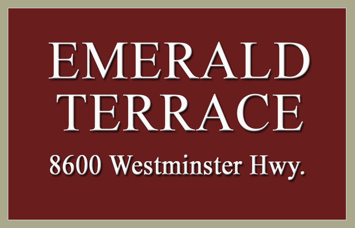 Emerald Terrace 8600 WESTMINSTER V6X 1A8