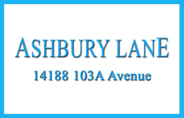 Ashbury Lane 14188 103A V3T 5S6