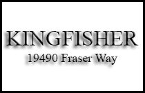 Kingfisher 19490 FRASER V3Y 0B6