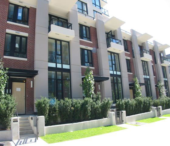 Townhouses!