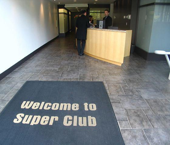 To Super Club!