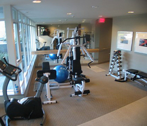Exercise Room!