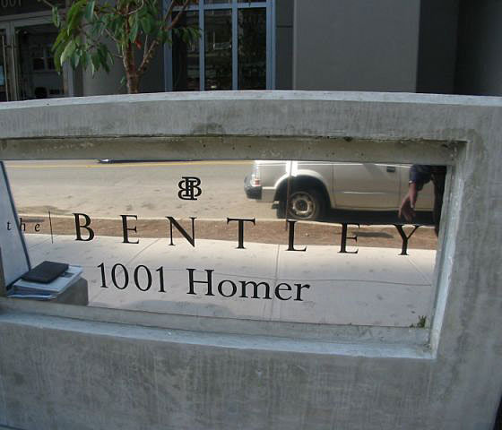 Bentley Sign!