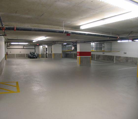 Secure Underground Parking!