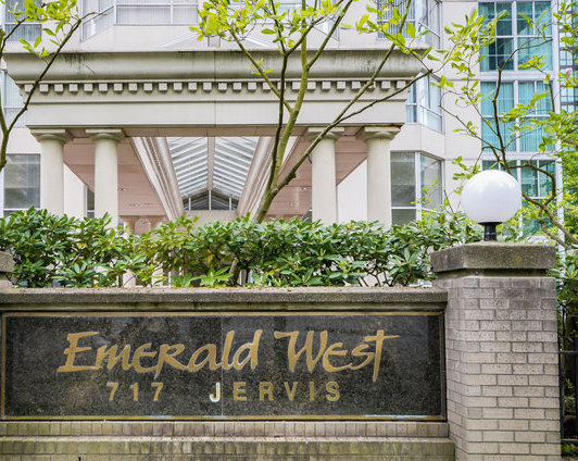 Emerald West Sign!