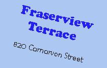 Fraserview Terrace 820 Carnarvon V3M 1E6