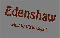 Edenshaw 5402 Vista V7W 3H3