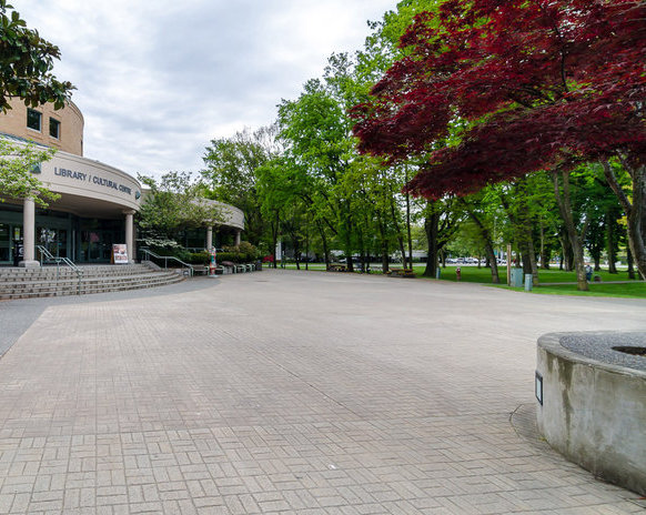 Library and Cultural Centre on Minoru!