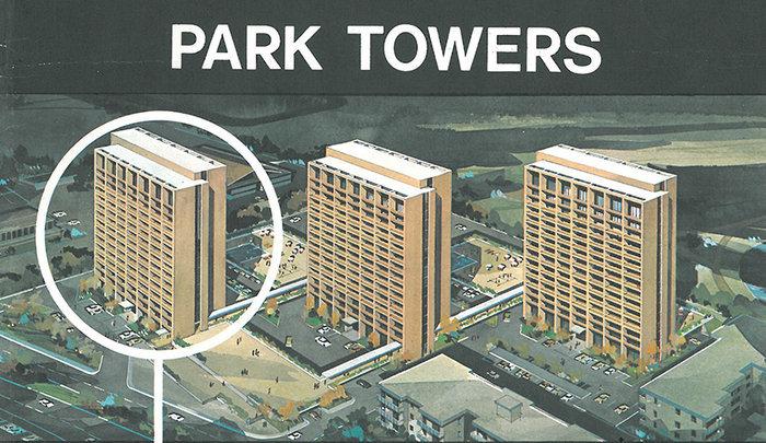Park Towers on Minoru!