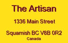 The Artisan 1336 MAIN V8B 0R2
