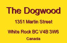 The Dogwood 1351 MARTIN V4B 3W6