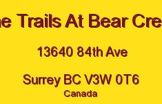The Trails At Bear Creek 13640 84TH V3W 0T6