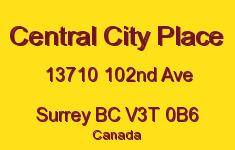Central City Place 13710 102ND V3T 0B6