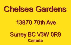 Chelsea Gardens 13870 70TH V3W 0R9