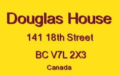 Douglas House 141 18TH V7L 2X3