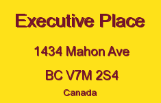 Executive Place 1434 MAHON V7M 2S4