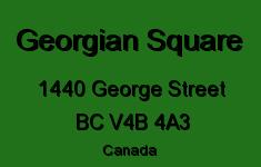 Georgian Square 1440 GEORGE V4B 4A3