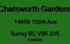 Chatsworth Gardens 14859 100TH V3R 2V5