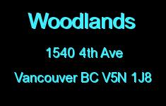 Woodlands 1540 4TH V5N 1J8