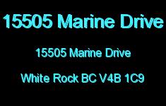 15505 Marine Drive 15505 MARINE V4B 1C9