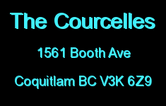 The Courcelles 1561 BOOTH V3K 6Z9