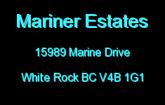 Mariner Estates 15989 MARINE V4B 1G1