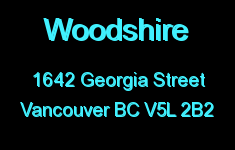Woodshire 1642 GEORGIA V5L 2B2