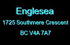 Englesea 1725 SOUTHMERE V4A 7A7