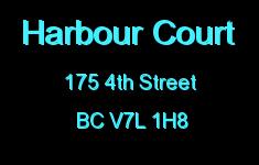 Harbour Court 175 4TH V7L 1H8
