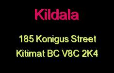 Kildala 185 KONIGUS V8C 2K4