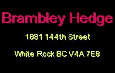 Brambley Hedge 1881 144TH V4A 7E8