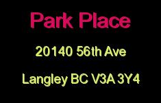 Park Place 20140 56TH V3A 3Y4