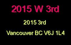 2015 W 3rd 2015 3RD V6J 1L4