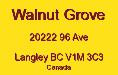 Walnut Grove 20222 96 V1M 3C3