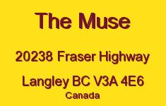 The Muse 20238 FRASER V3A 4E6