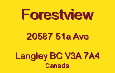 Forestview 20587 51A V3A 7A4