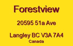 Forestview 20595 51A V3A 7A4
