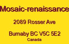 Mosaic-renaissance 2089 ROSSER V5C 5E2