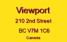 Viewport 210 2ND V7M 1C6