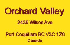 Orchard Valley 2436 WILSON V3C 1Z6