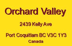 Orchard Valley 2439 KELLY V3C 1Y3