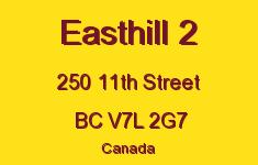 Easthill 2 250 11TH V7L 2G7