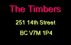 The Timbers 251 14TH V7M 1P4