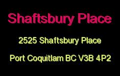 Shaftsbury Place 2525 SHAFTSBURY V3B 4P2