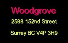 Woodgrove 2588 152ND V4P 3H9
