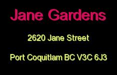 Jane Gardens 2620 JANE V3C 6J3