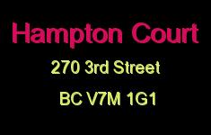 Hampton Court 270 3RD V7M 1G1