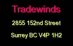 Tradewinds 2855 152ND V4P 1H2