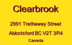 Clearbrook 2991 TRETHEWEY V2T 3R4