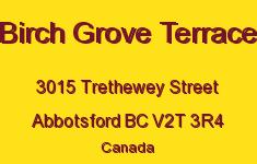 Birch Grove Terrace 3015 TRETHEWEY V2T 3R4